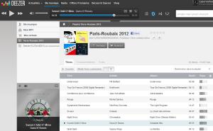La Playlist du Paris-Roubaix 2012 par La Serviette de Genève