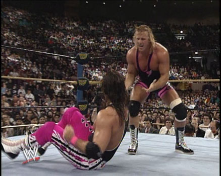 PH. 5 - Bret Hart Vs Owen Hart