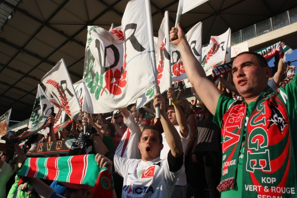 Sedan-supporters